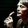 ~Lirpa~: Hannibal: Hannibal eating