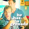 magikalrhiannon: H50 He has a grenade