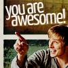 realiztic: merlin (arthur) : you are awesome