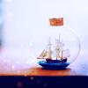 phchiu: Sail away with the summer breeze.