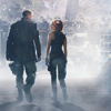 Defiance - Nolan and Irisa Walking