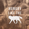 got: hungry like the wolf