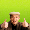 Martin - Thumbs up!
