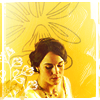 Downton - Mary yellow