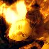 Clara falling
