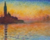 sunset, Monet
