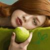 Я и яблоко