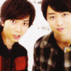 iris48: Sakumoto taking a picture~
