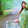 Alice Lorna: OUAT - Belle basket