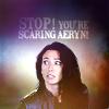 scaring aeryn