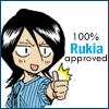 嵐の狼: Rukia