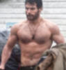 Clark (Man Of Steel--Half-Naked 7--Fishi