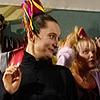 Kiwi Crocus: TWW    Constance    Party hat.