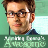 Tanya: Donna's Awesome