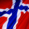 Норвегия. флаг