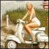 pinup scooter 2