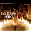 castiel big damn hero