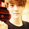 exo : lu han : hwaiting