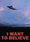 i want to believe poster, xf poster