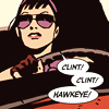 Lady Mercury: Hawkeye