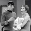 Spock and Carol