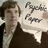 metallicorange: psychic paper