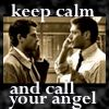 Destiel - call angel