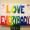Rainbow || Love everybody.