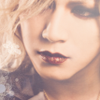 GazettE - Ruki close Fadeless