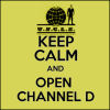 miwahni: MFU Keep Calm Open Channel D