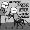 Stevia Flunt: Dark Side Cookies