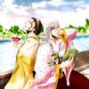 Shunsui, Bleach, kimonos, Jushiro