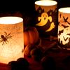 Halloween-candles
