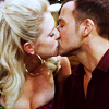 melissa and joey kiss