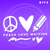 Writing: Peace Love Writing