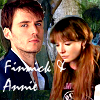 The Proverbial Bull in a China Shop...: Finnick and Annie