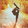 юленька: танцуй!
