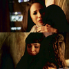 Abbey: TV:LOST GIRL: Bo and Kenzie hug