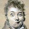 "comical - ""Grimacing Man"" Leopold Boilly"
