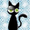 ехидная кошка