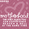 KSena: Me Motherhood by zombiequeen@rebelgirl_i