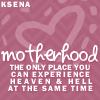 KSena: Me Motherhood by zombiequeen@rebelgirl_i