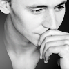 Tanya: Hiddleston- thoughtful face