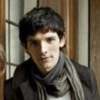 Colin in modern scarf