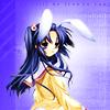 Clannad :: Kotomi Ichinose Blue Bunny