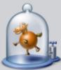 Сферический конь в вакууме
