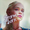 daenerys。heart was borne out of the fire