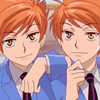 Ouran: Twin devils.
