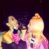 2NE1: dalong & pudong