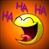 emo laugh